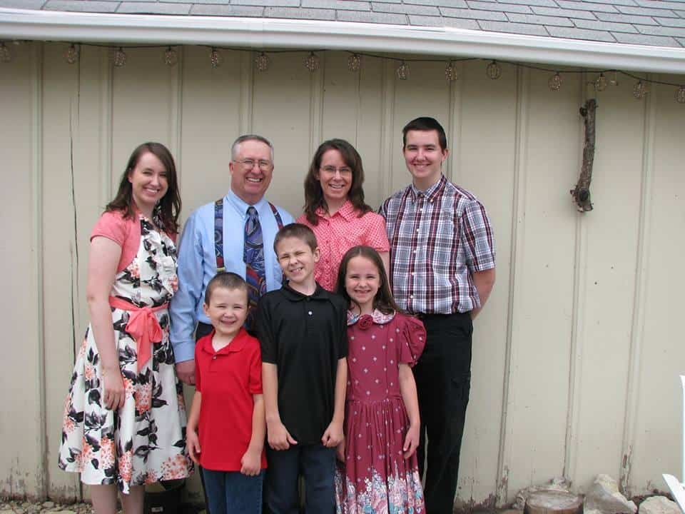 GrahamFamily-Easter2014