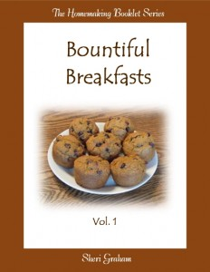 Bountiful Breakfasts - Vol. 1