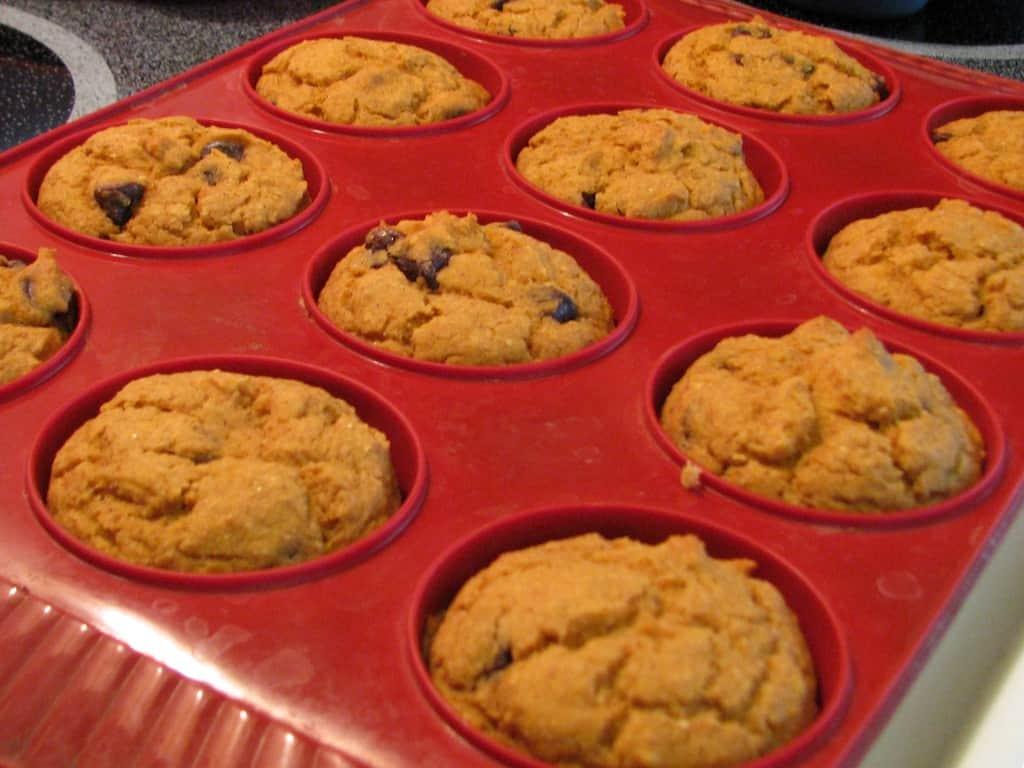 Pumpkin Spice Muffins – Gluten-Free