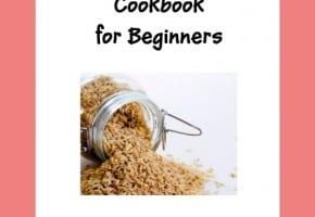 A Gluten-Free Cookbook for Beginners