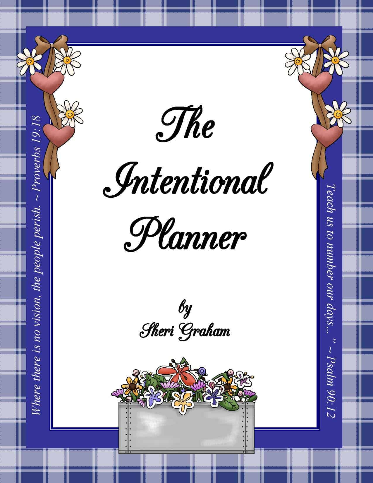 The Intentional Planner - 1-Year Membership