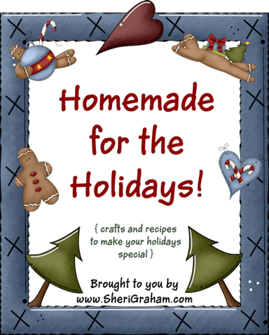 Needing some homemade gift ideas for the holidays?