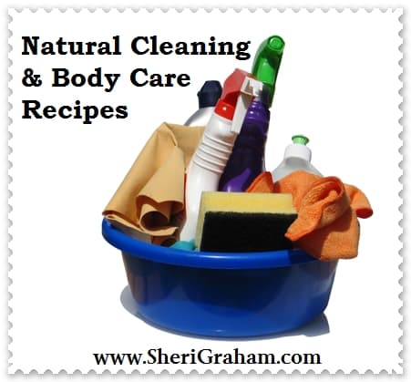 Natural Body Care: Lotion