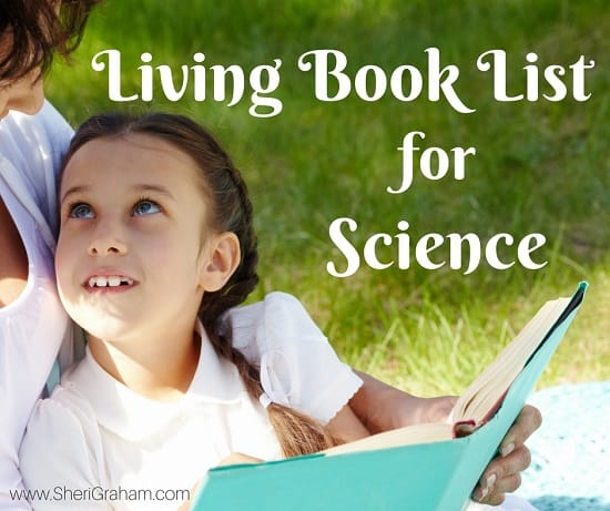 Living Book List for Science