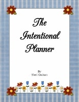 The Intentional Planner