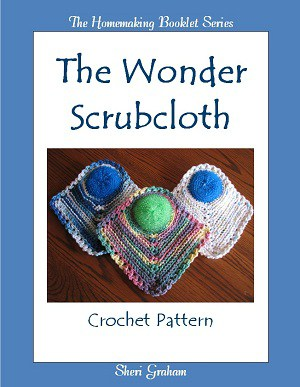 The Wonder Scrubcloth Crochet Pattern (Kindle book)