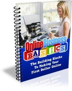 Online Business Basics