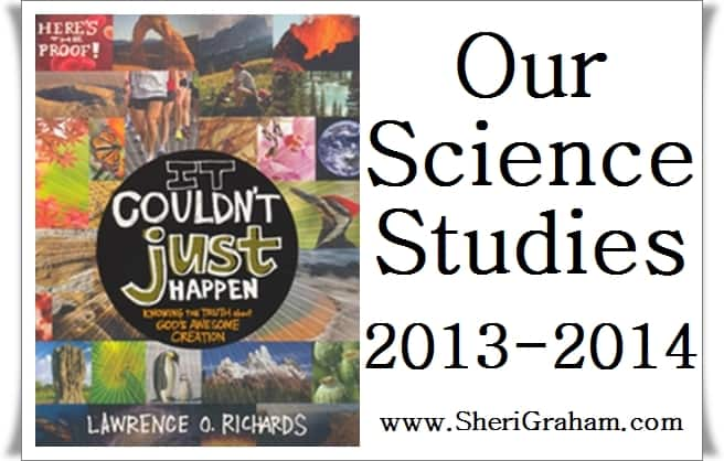 Our Science Studies 2013-2014