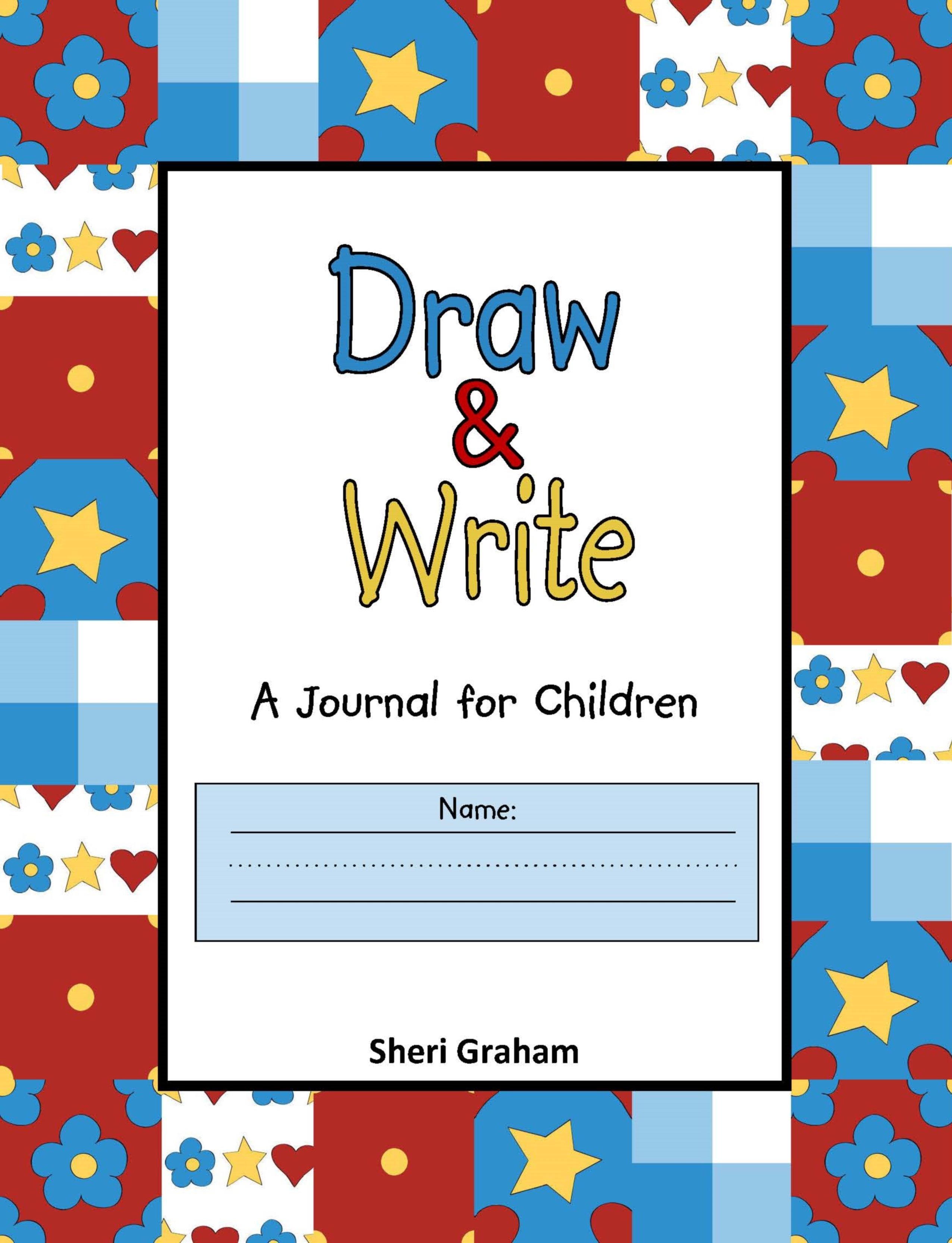 Draw & Write - A Journal for Children (Softcover)