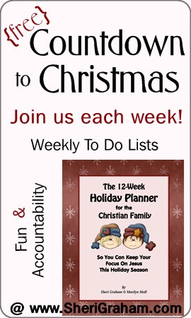 {free} Countdown to Christmas