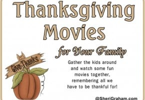 Thanksgiving Movies for the Family