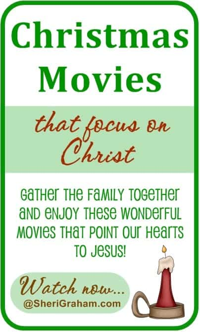 Christmas Movies that Focus on Christ