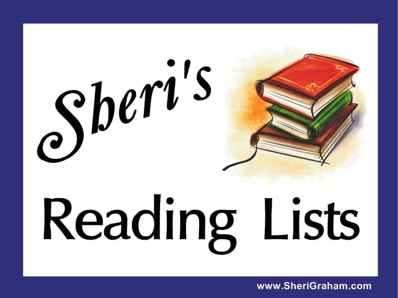Sheri's Reading Lists @ www.SheriGraham.com
