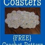 Coasters - FREE Crochet Pattern | SheriGraham.com