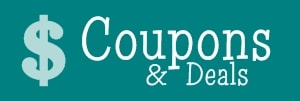 Coupons and Deals!