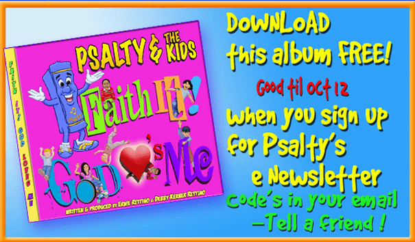 Free Psalty Album!