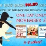 The Buck Books - Paleo Event $0.99 Books!