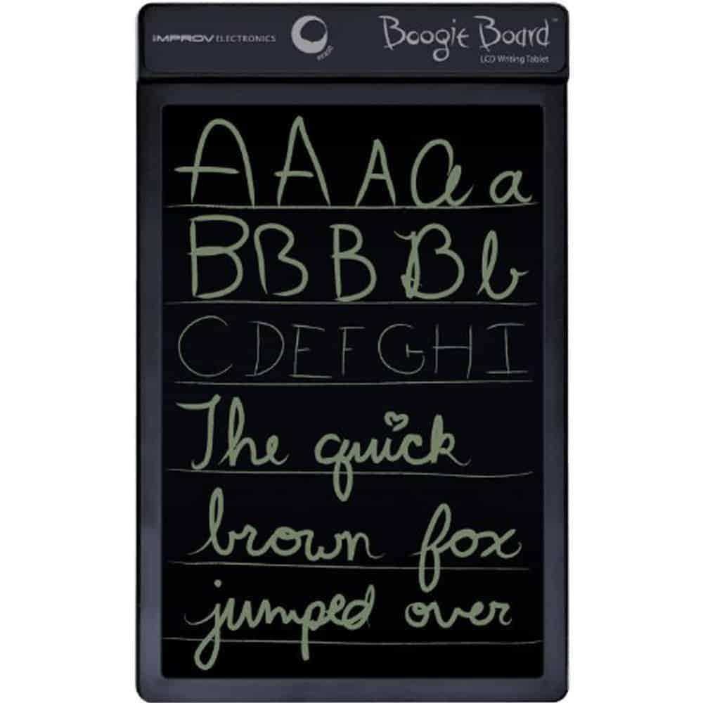 Kids love the Boogie Board!