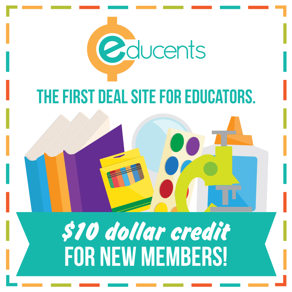 Join Educents and get $10 Credit!