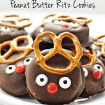 Peanut Butter Ritz Reindeer + More Fun Christmas Food Fun!