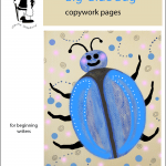 Big Blue Bug Copywork Pages Ebook