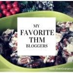 My Favorite THM Bloggers