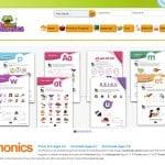 Kiz Phonics - Free phonics worksheets, videos, games, and more!