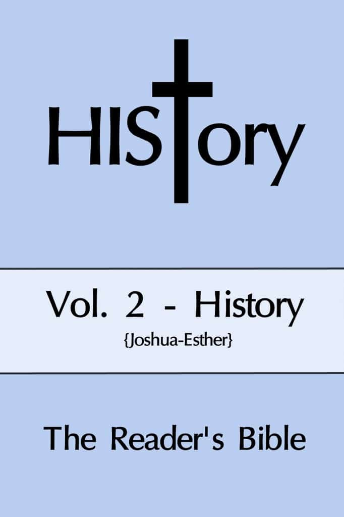 HIStory: The Reader's Bible Vol. 2-History (Softcover)