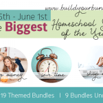 Build Your Bundle Homeschool Edition - Live Now!