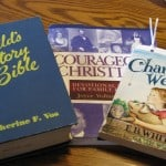 How I am sneaking in more reading time + What we are reading now!
