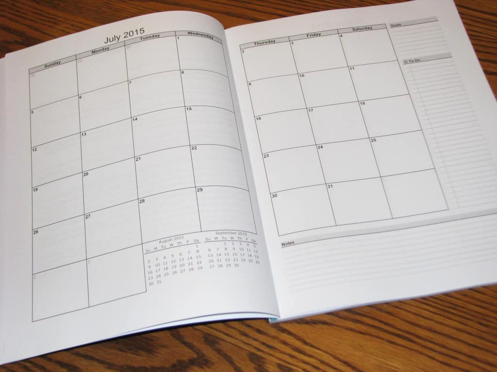Intentional Monthly Planner - NEW