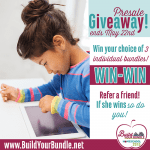 Enter this giveaway to win over $1200 in homeschool curriculum!