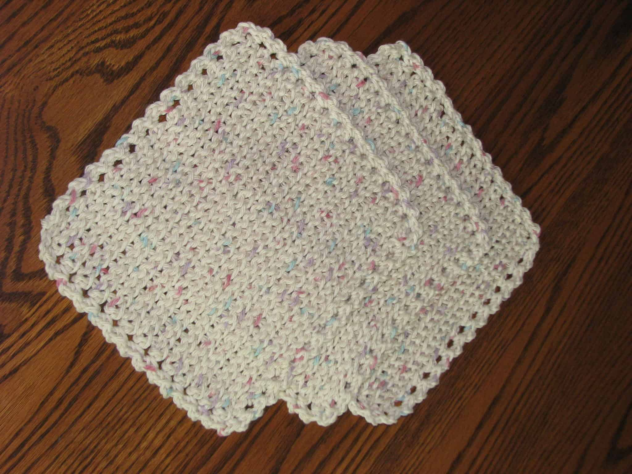 New Crocheted Dishcloths added to my Shop!