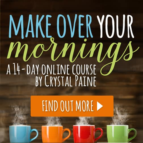 How to make your mornings the most productive time of the day!