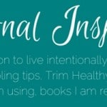 New! Intentional Inspirations Newsletter