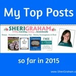 My Top Posts so far in 2015