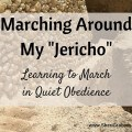 Marching Around My Jericho