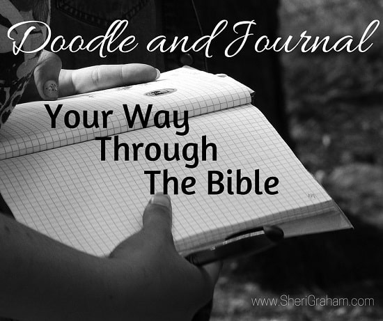 Doodle and Journal Your Way Through The Bible!