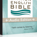 Common English Bible - Free Audio Book of the Month!
