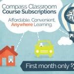 Compass Classroom Subscriptions