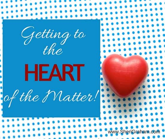 Getting to the HEART of the Matter!
