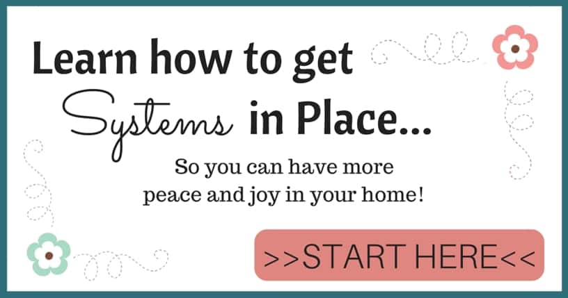 Learn how to get systems in place!
