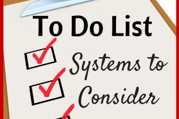 To Do List Systems to Consider (Including Apps)