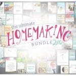 Do you feel like a failure when it comes to homemaking? Check out this amazing resource just for you!