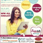 Enter to Win Free Homeschool Curriculum & Build Your Bundle Coming Soon!