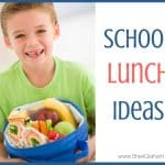 School Lunch Ideas (Share Your Favorite Tips & Recipes)
