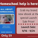 All About Homeschool: It's Here + Special Launch Sale!