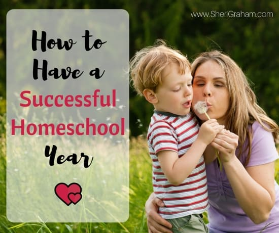 How to Have a Successful Homeschool Year