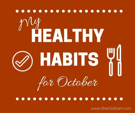 my-healthy-habits-for-october