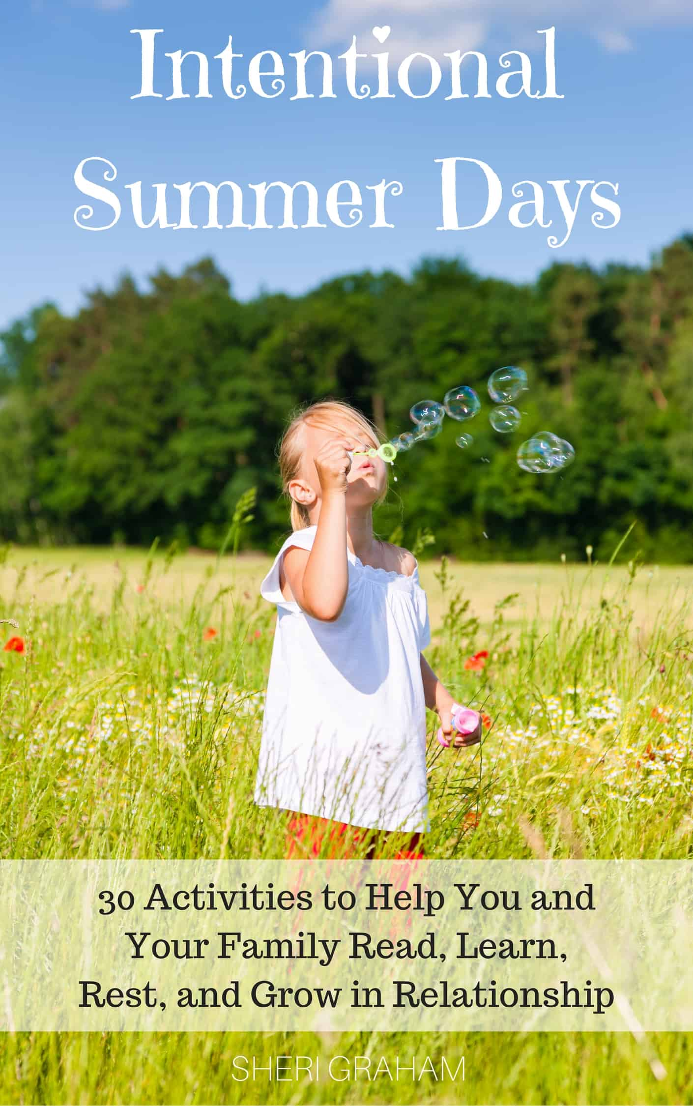 Intentional Summer Days (eBook)